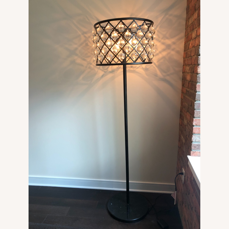 Restoration Hardware Spencer Floor Lamp - image-9