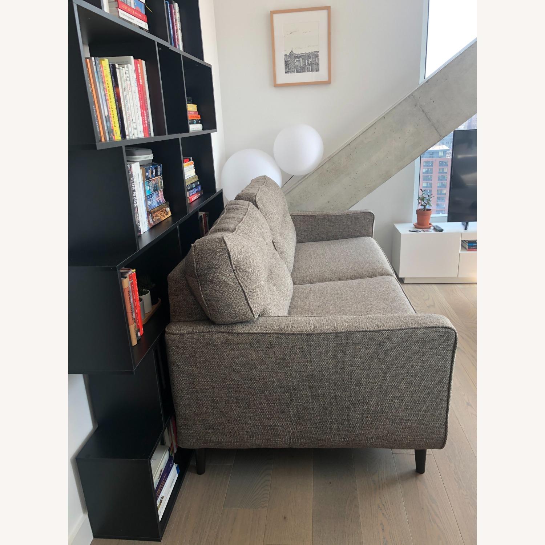Ashley Charcoal Zardoni Sofa - image-3