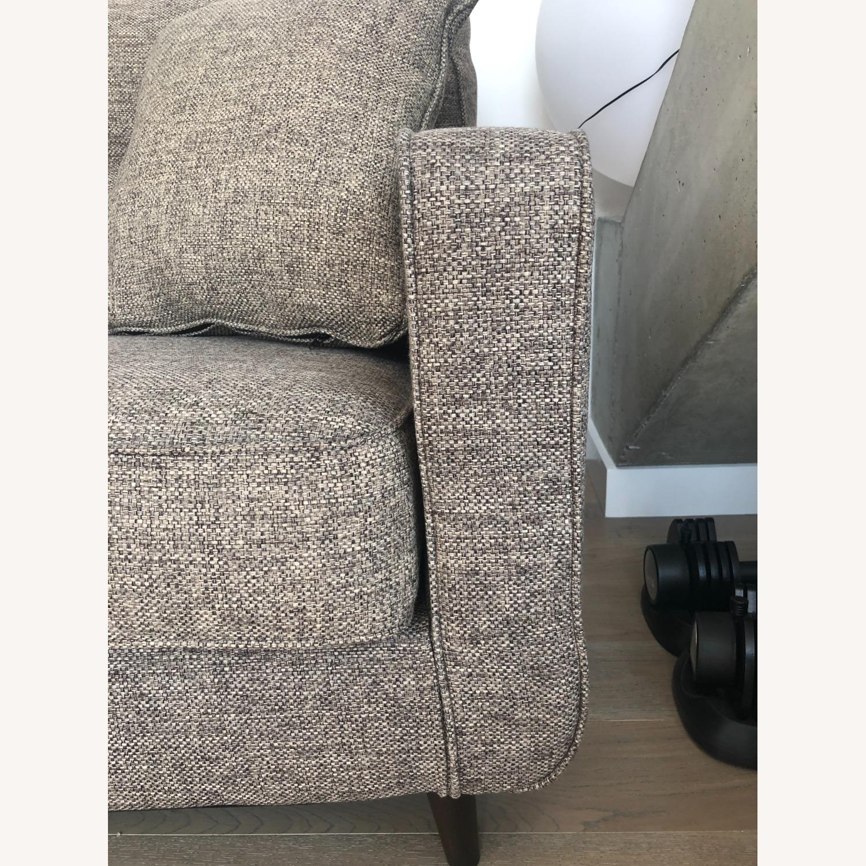 Ashley Charcoal Zardoni Sofa - image-6