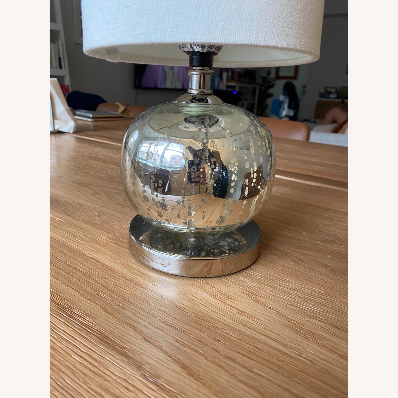 2 West Elm Table Lamps - image-3
