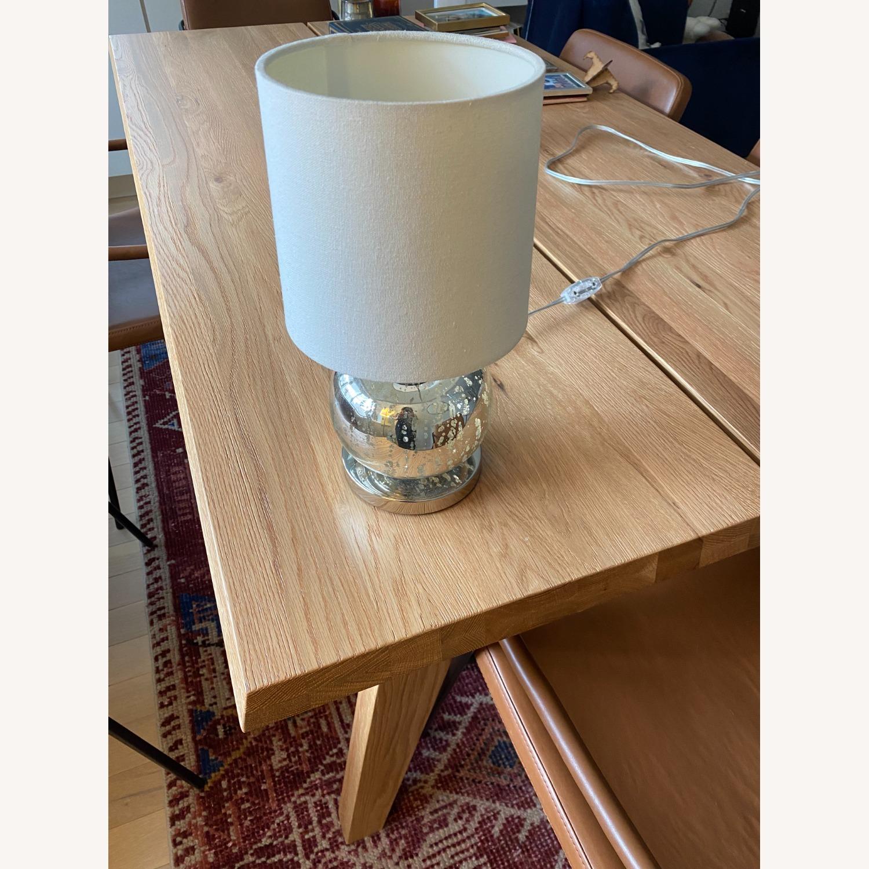 2 West Elm Table Lamps - image-2