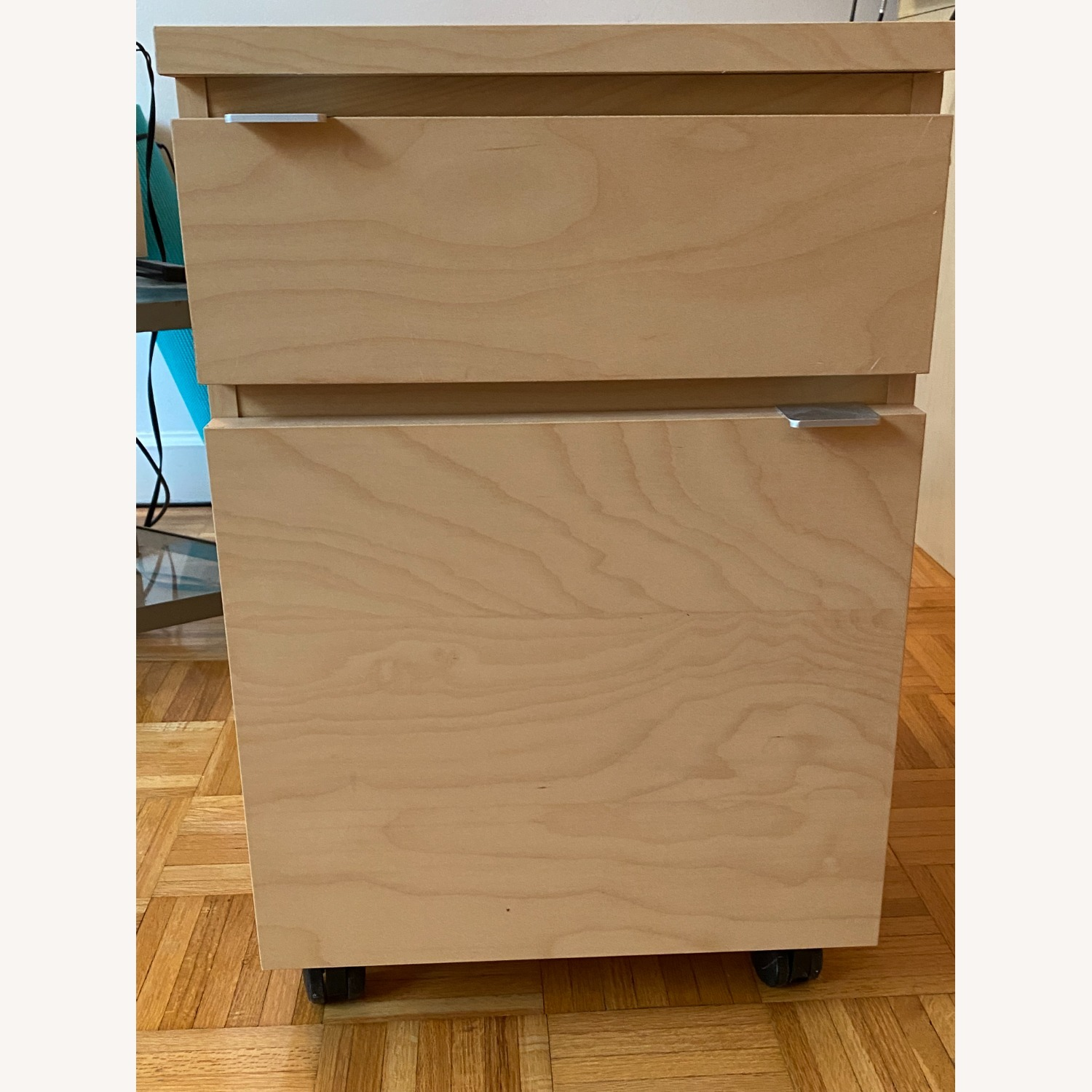 IKEA Drawer Unit on Casters - image-2