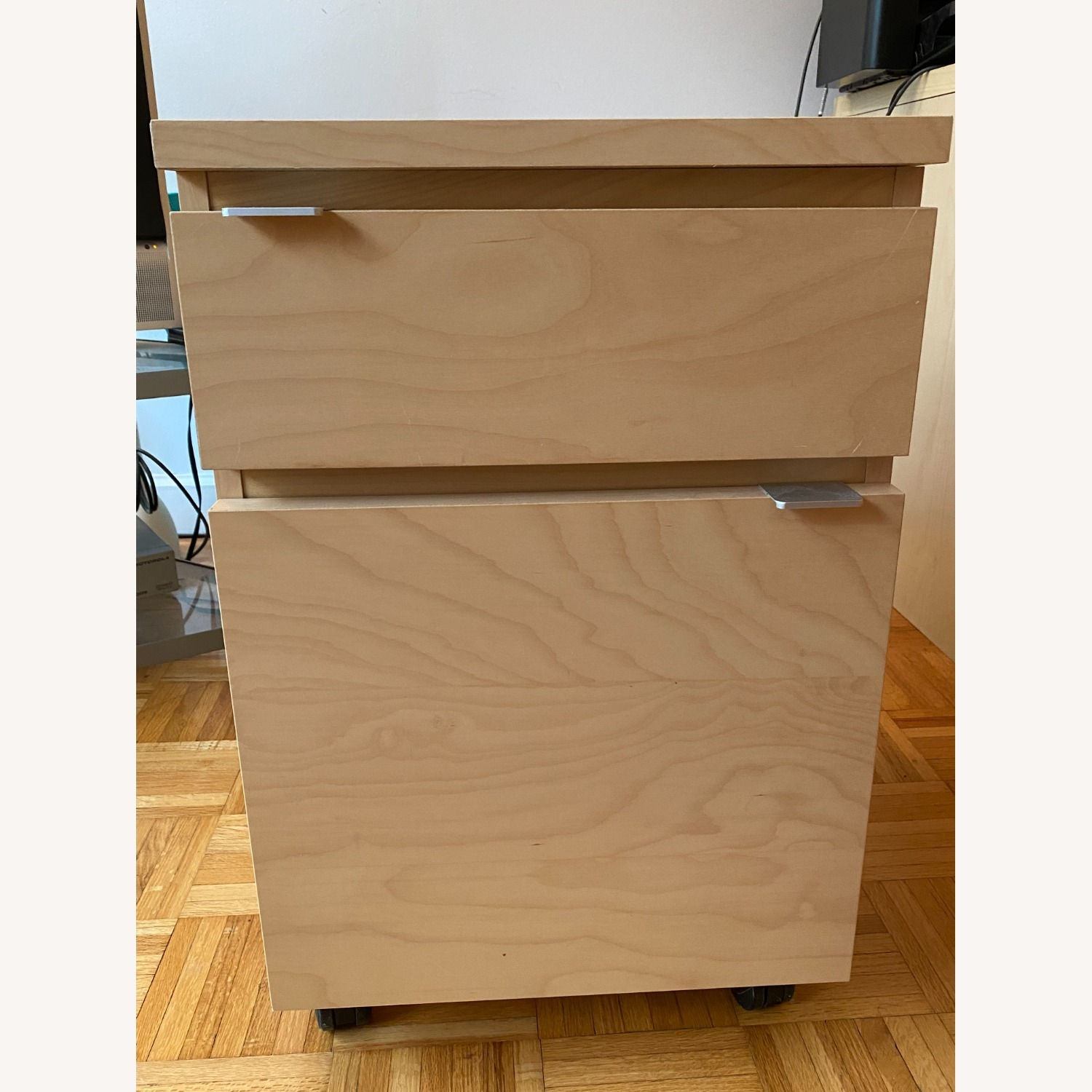 IKEA Drawer Unit on Casters - image-1