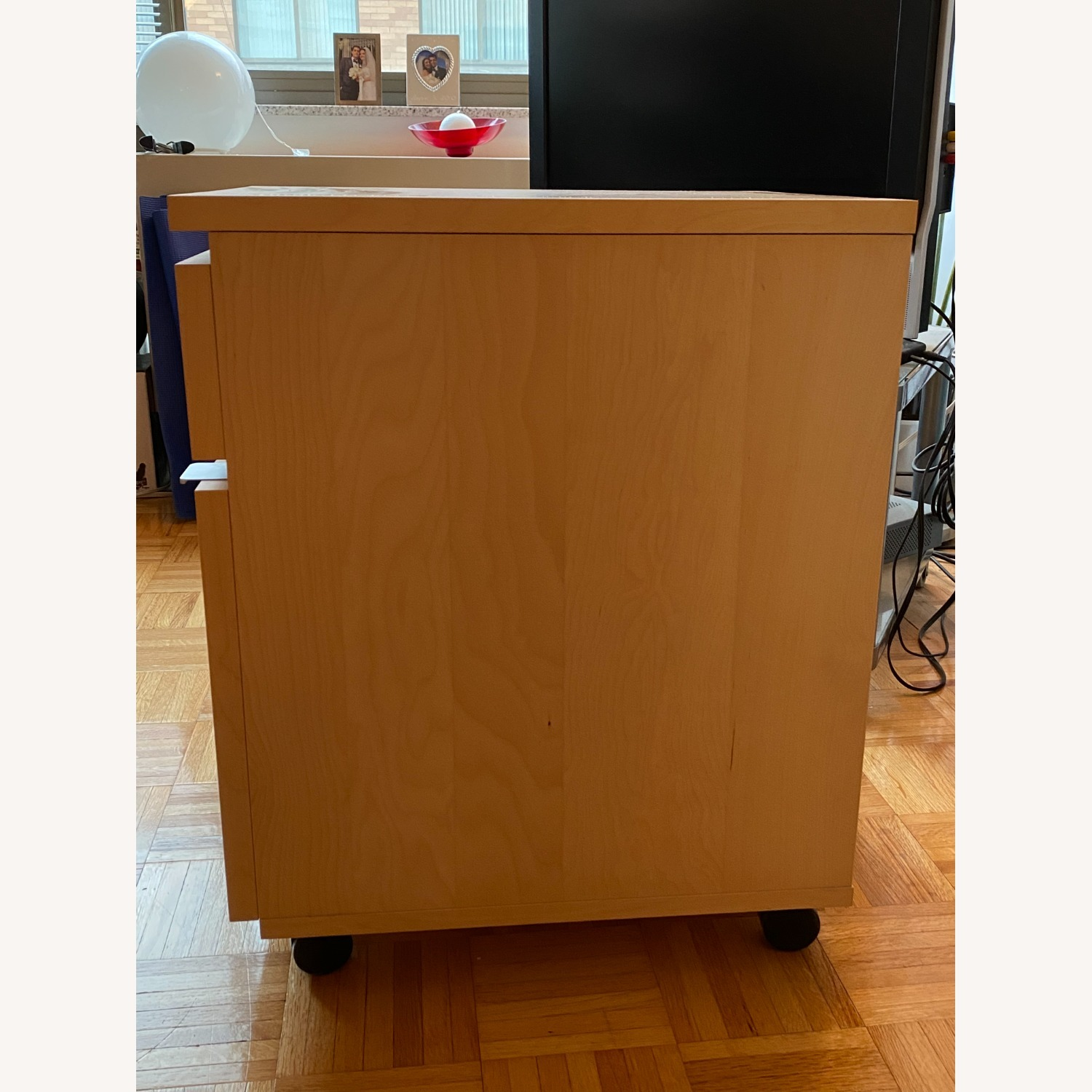 IKEA Drawer Unit on Casters - image-4