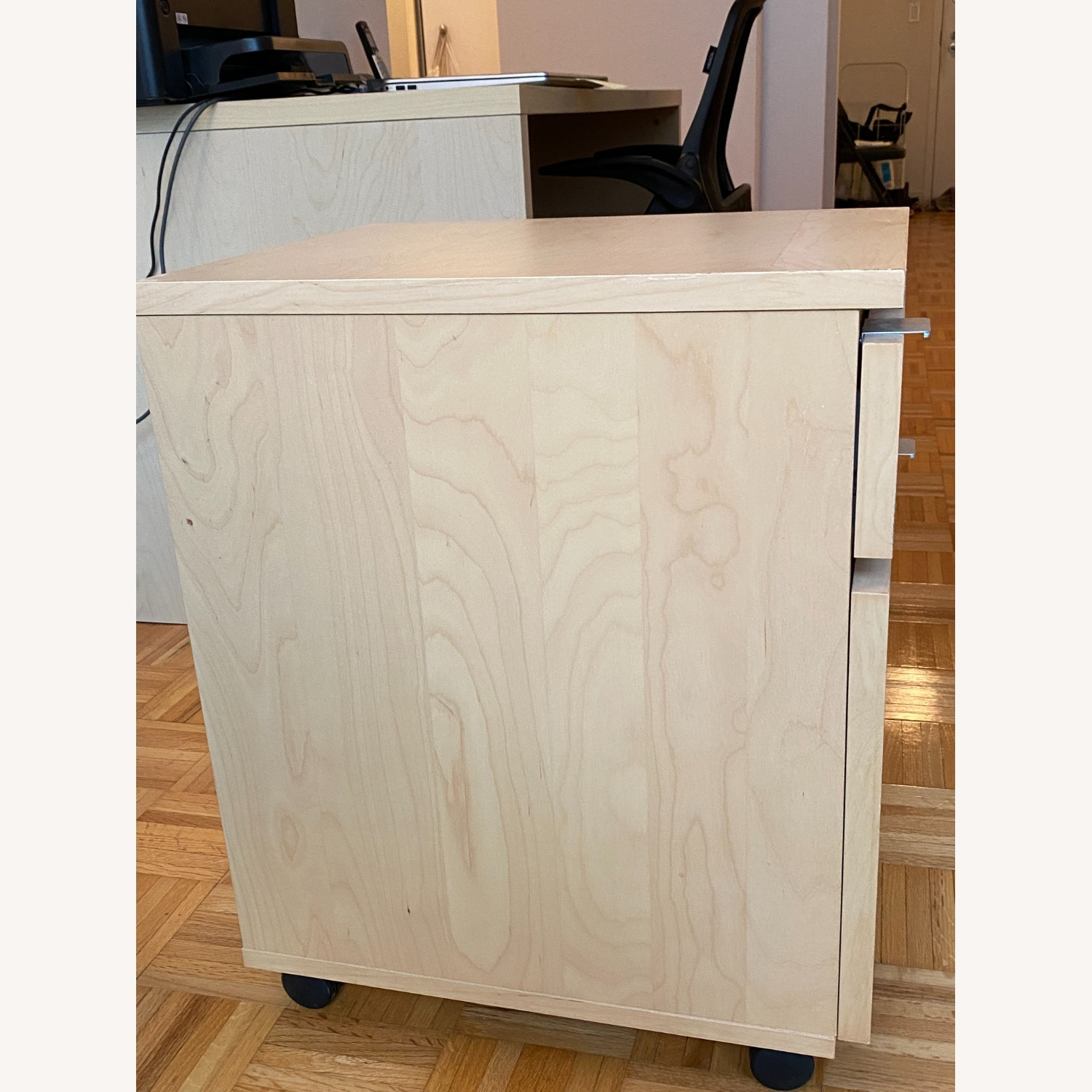 IKEA Drawer Unit on Casters - image-3