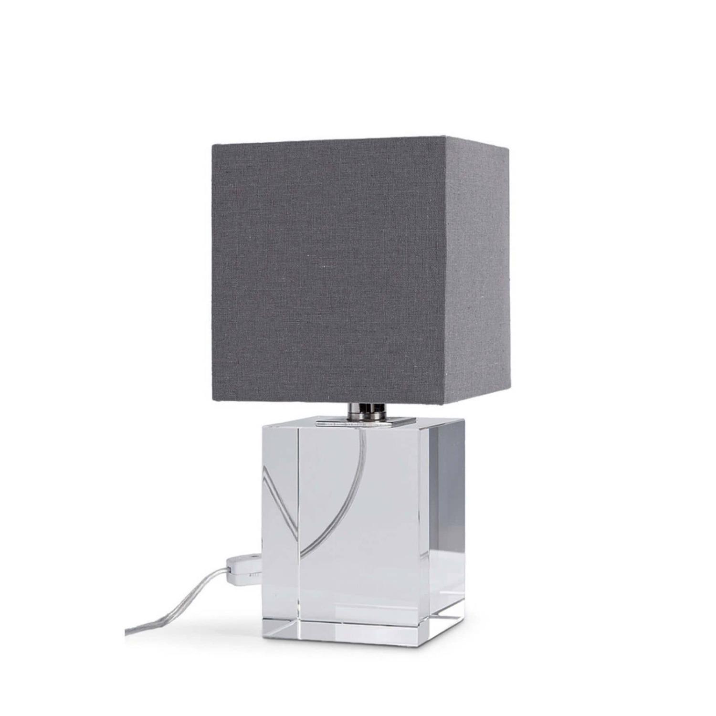 Regina Andrew Crystal Mini Block Lamp - image-1