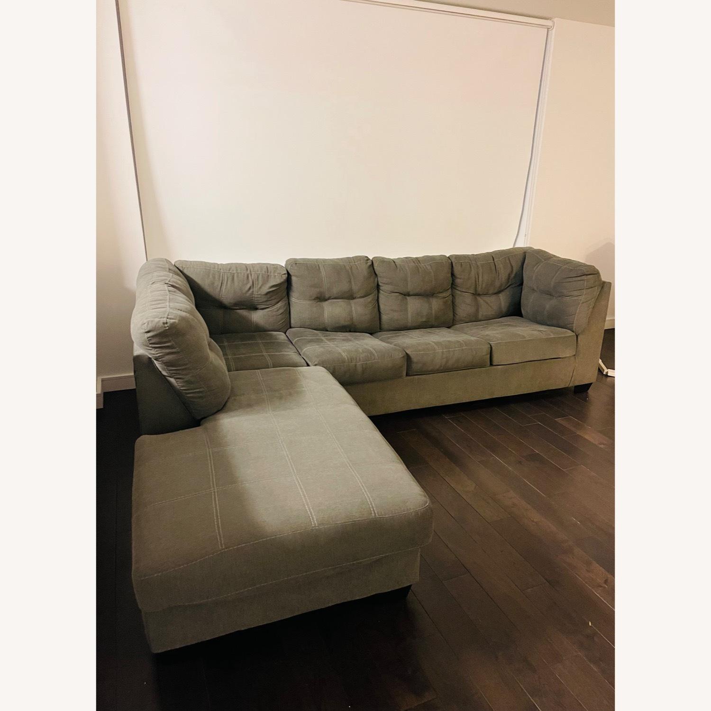 Jennifer Convertibles Sectional Sofa Bed - image-2