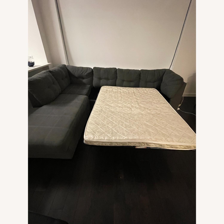 Jennifer Convertibles Sectional Sofa Bed - image-9