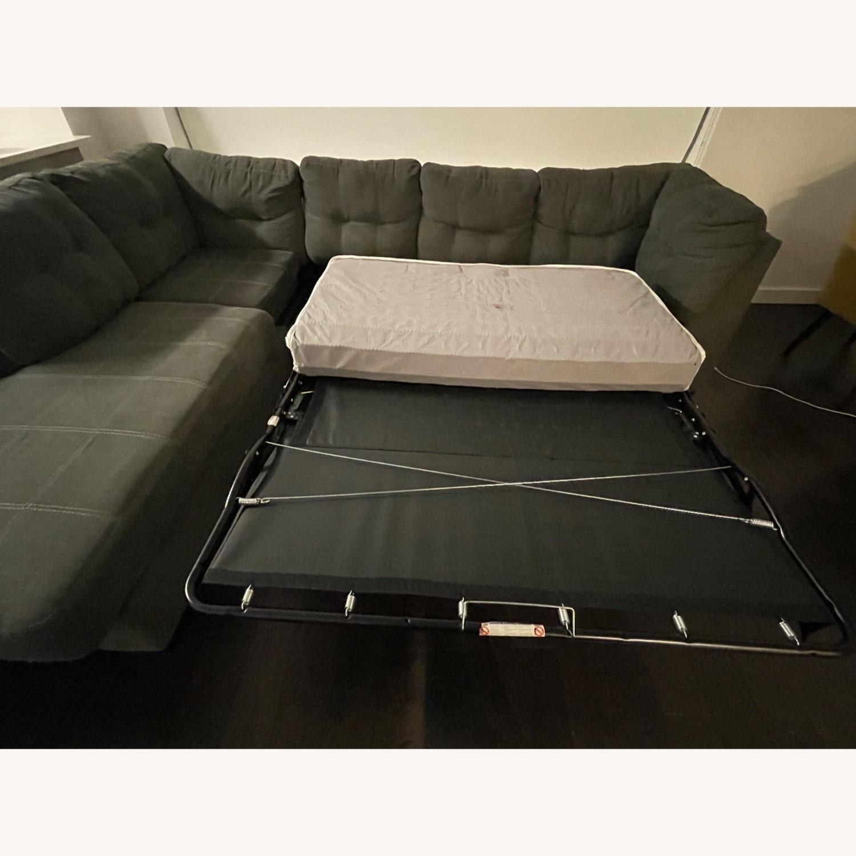 Jennifer Convertibles Sectional Sofa Bed - image-5