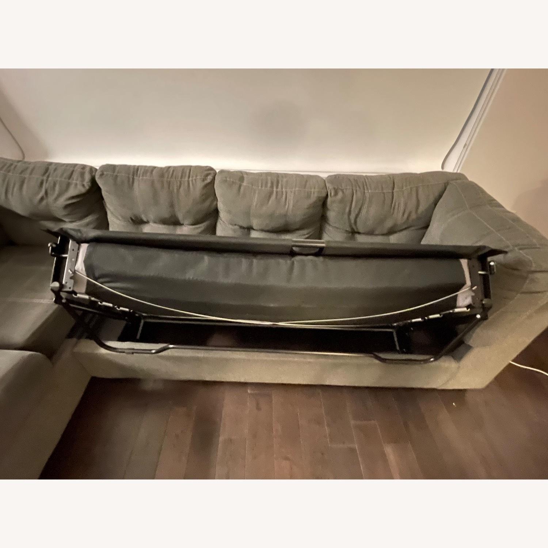 Jennifer Convertibles Sectional Sofa Bed - image-8