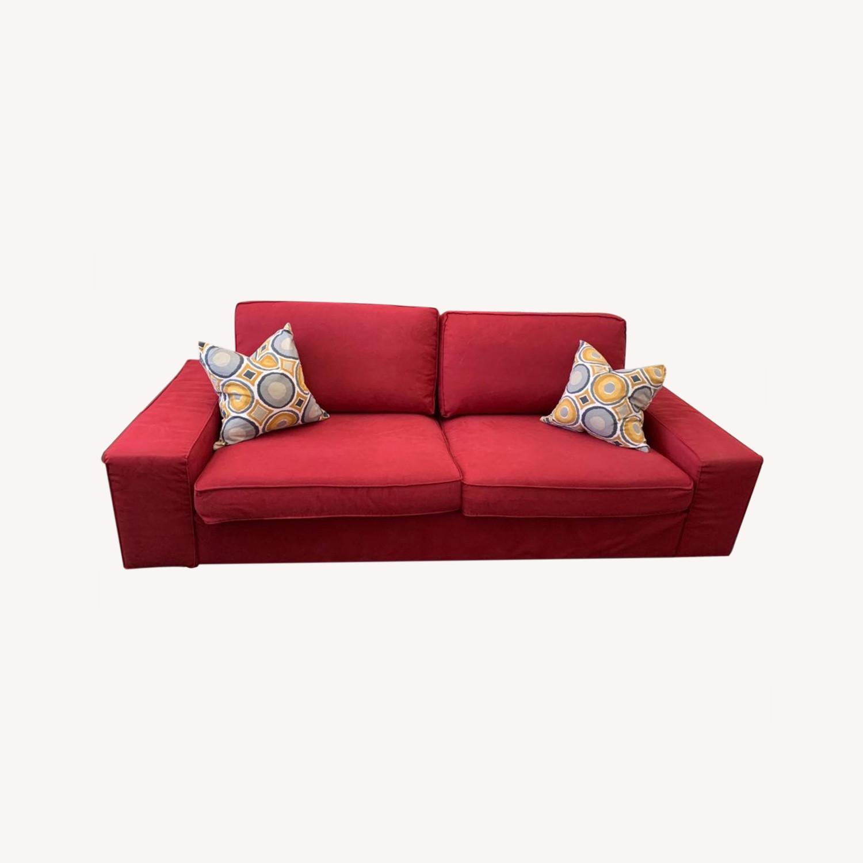 IKEA Kivik Sofa - image-0