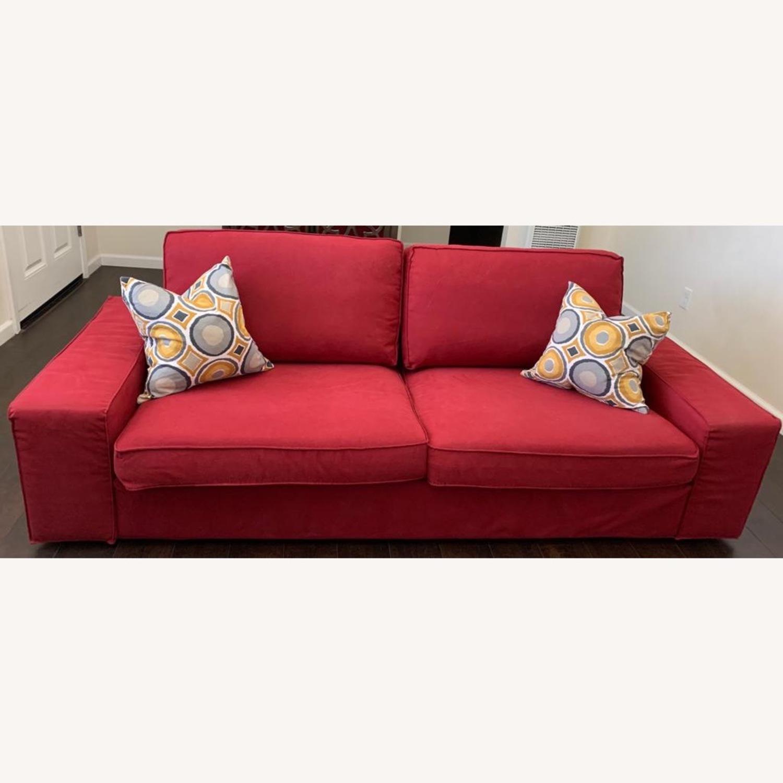 IKEA Kivik Sofa - image-1