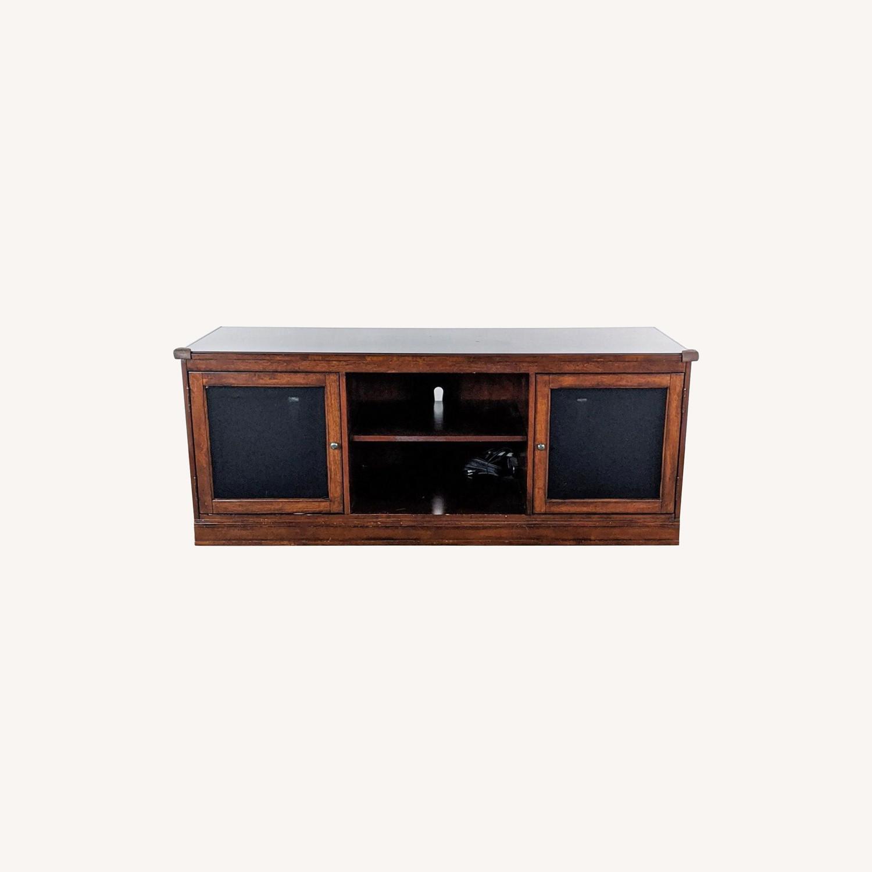 Bassett Furniture Media Console - image-0