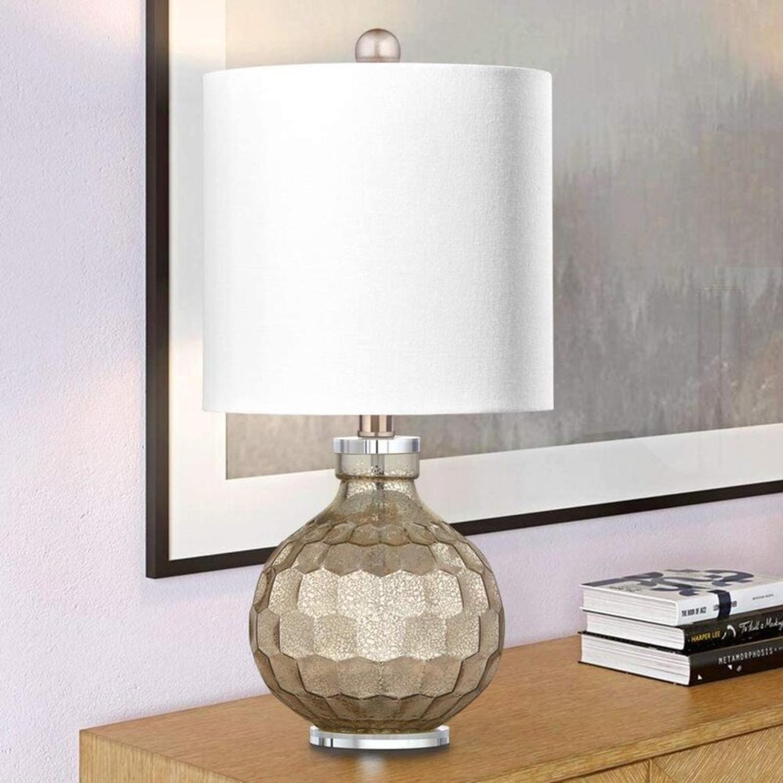 Mercury Table Top Lamp Set - image-3