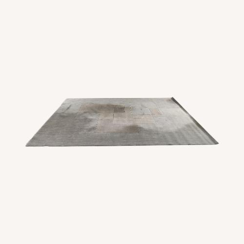 Used Calvin Klein Home Loom Select Neutrals Wool Rug for sale on AptDeco