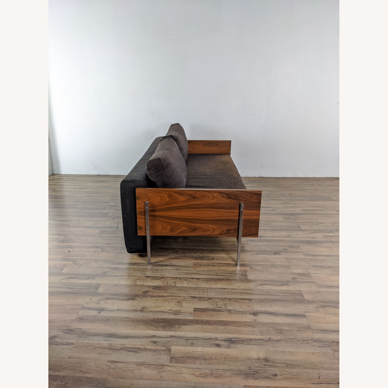 CB2 Exton Espresso Sleeper Sofa - image-4