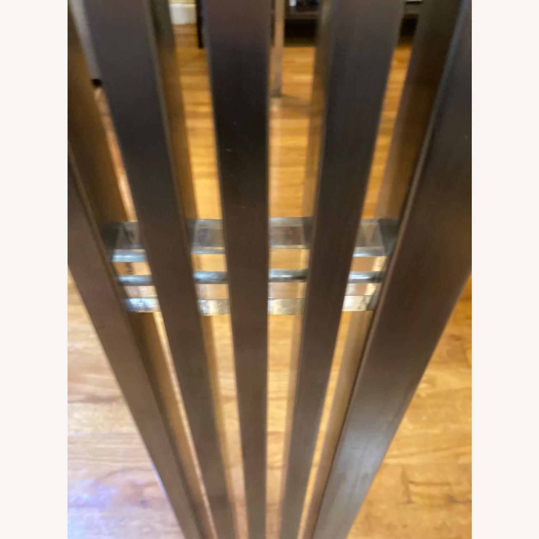 Nuevo Living Glass Metal Frame Table - image-4