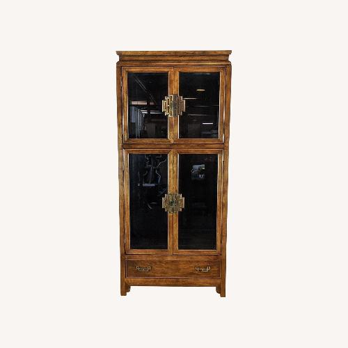 Used Century Electrified Display Cabinet for sale on AptDeco