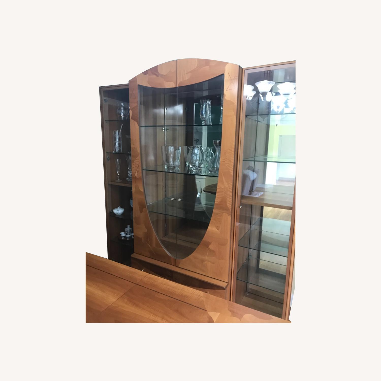 Vintage Italian 3 piece China cabinet - image-0