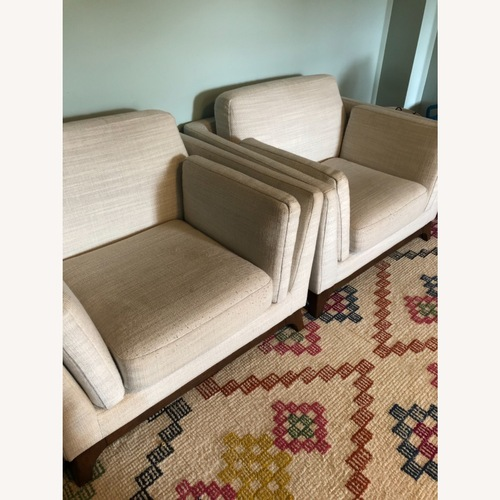 Used Article Natural Accent Chairs for sale on AptDeco