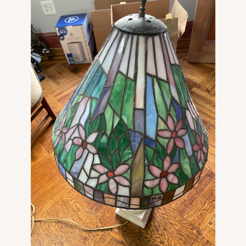 Vintage Tiffany Lamp Shade - image-1