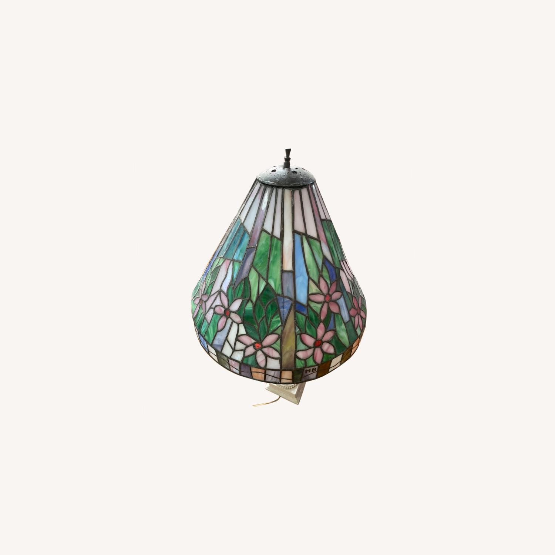 Vintage Tiffany Lamp Shade - image-0