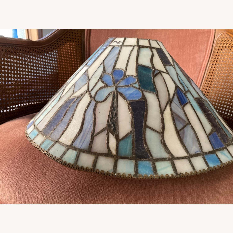 Vintage Tiffany Lamp Shade - image-3