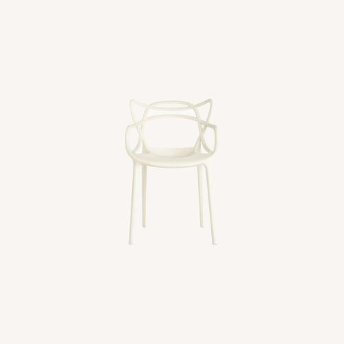 Used Kartell Master Chairs (Set of 2) for sale on AptDeco
