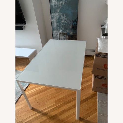 """Used Kartell """"Zooom"""" Extendable Table (2016 Vintage) for sale on AptDeco"""