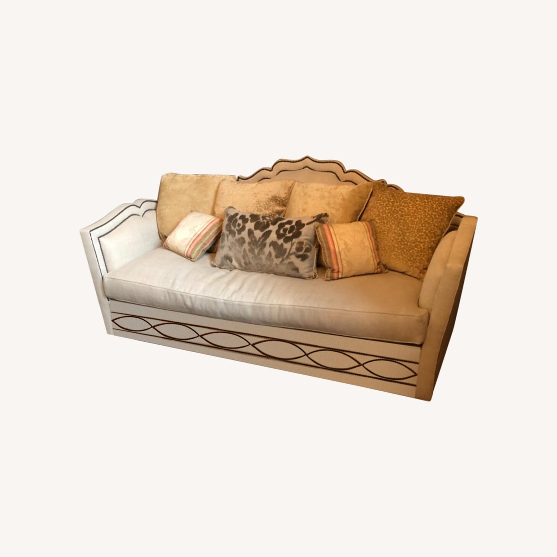 Custom Ebanista Sofa Bed - image-0