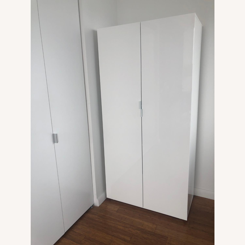 CB2 Spacious Wardrobe - image-1