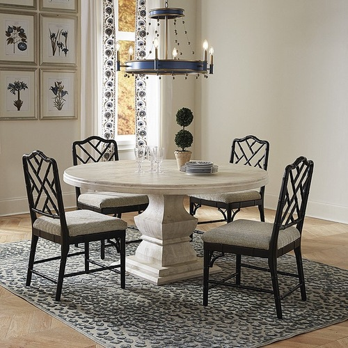 Used Ballard Designs Dining Table for sale on AptDeco