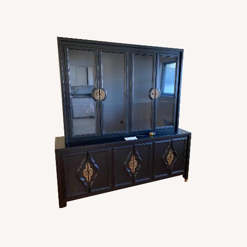 Used Vintage Lacquer Buffet- 1970s for sale on AptDeco
