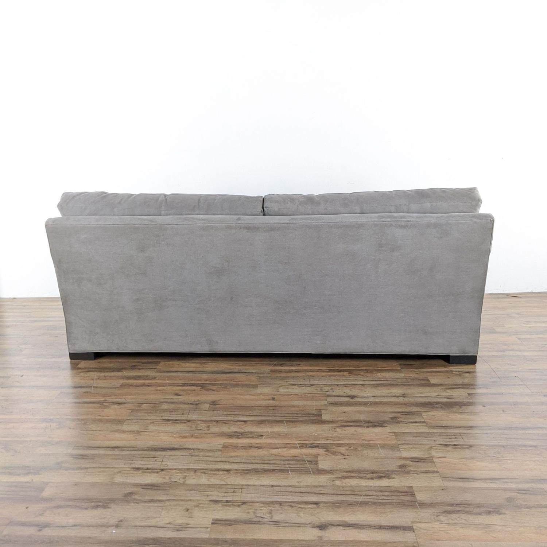 Crate & Barrel Axis 2 Seater Queen  Sleeper Sofa - image-3