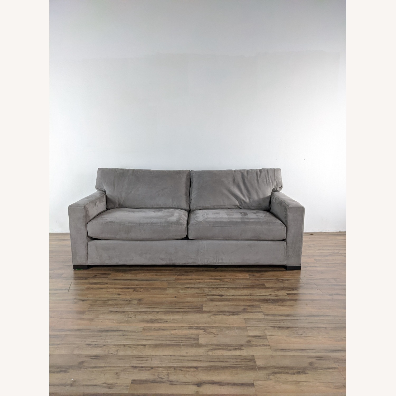 Crate & Barrel Axis 2 Seater Queen  Sleeper Sofa - image-6