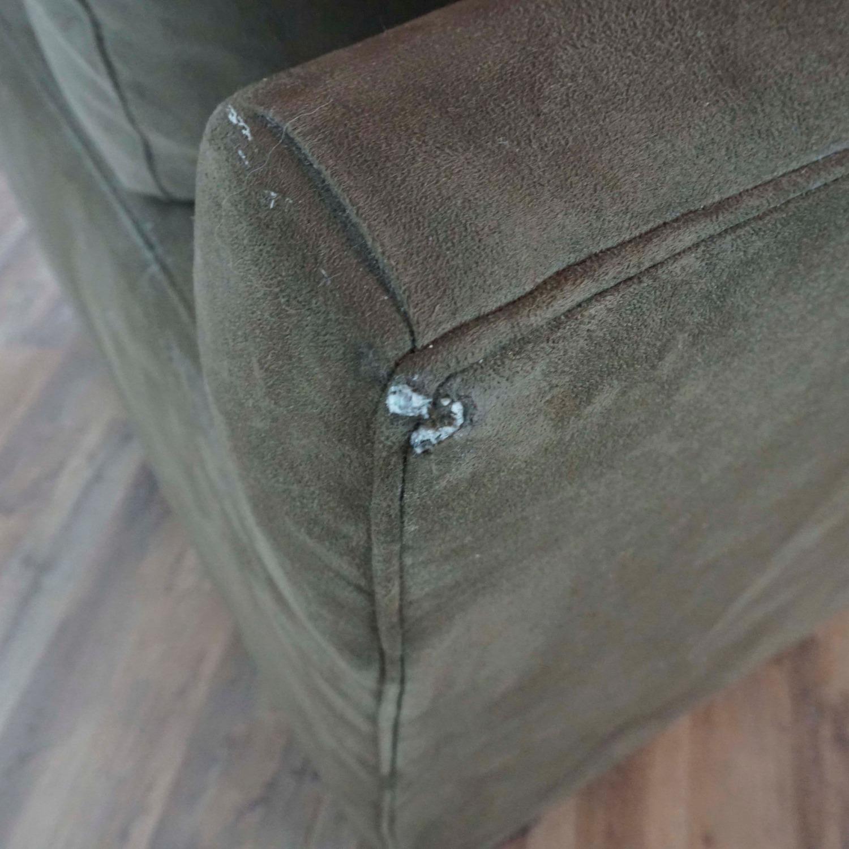 Crate & Barrel Axis 2 Seater Queen  Sleeper Sofa - image-2