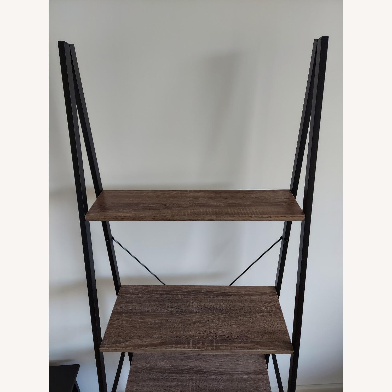 Wayfair Tall Ladder Bookcase - image-4