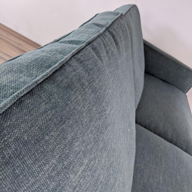 Crate & Barrel Queen Sized Sleeper Sofa - image-3