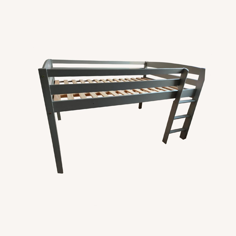 Full Size Loft Bed - image-0