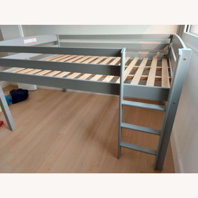 Full Size Loft Bed - image-2