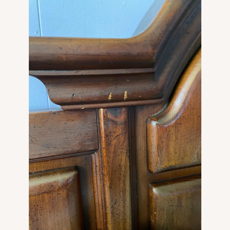 Large Wooden Headboard - image-3
