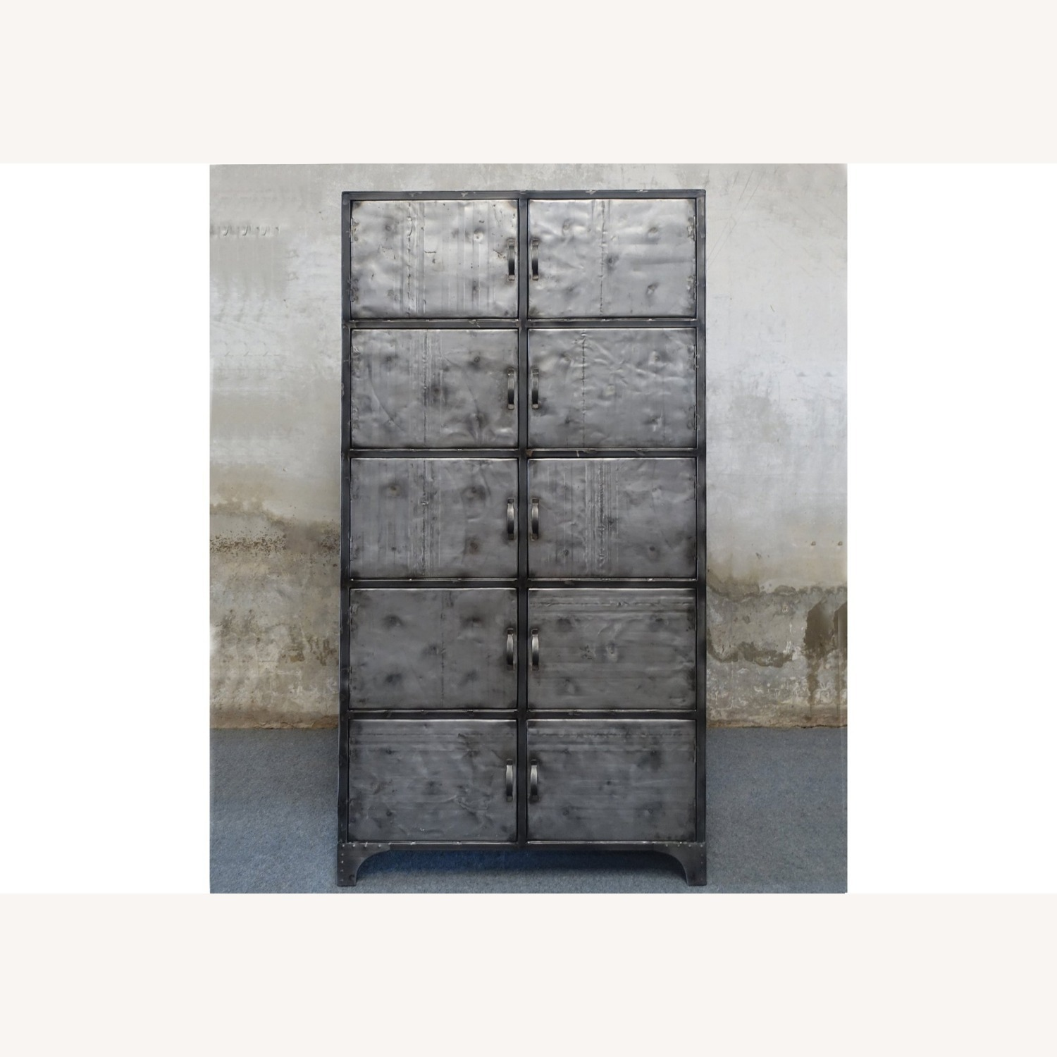 Recycled Oil Drum Cabinet - From the Source - image-1