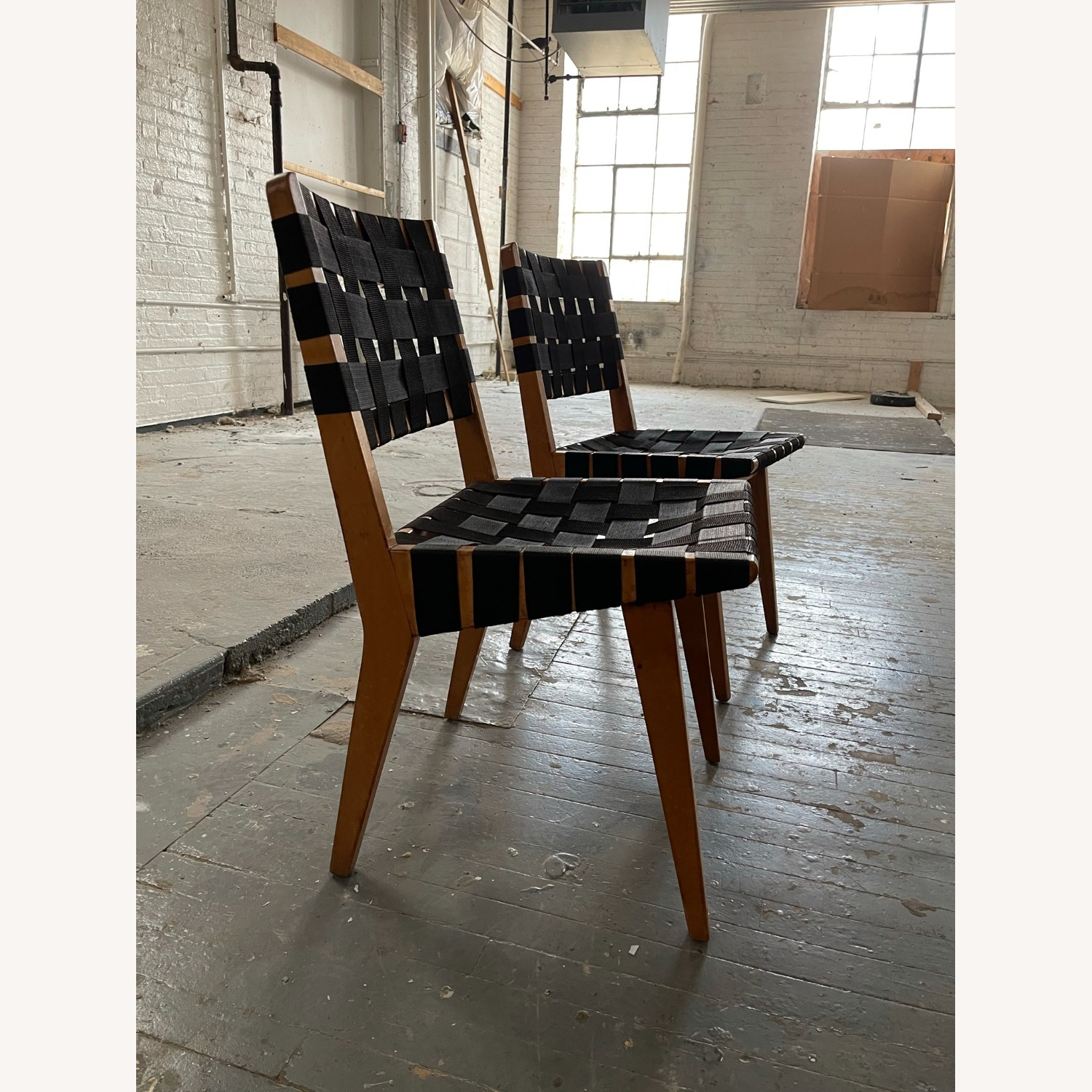 Knoll Vintage Jens Risom Chairs - image-3