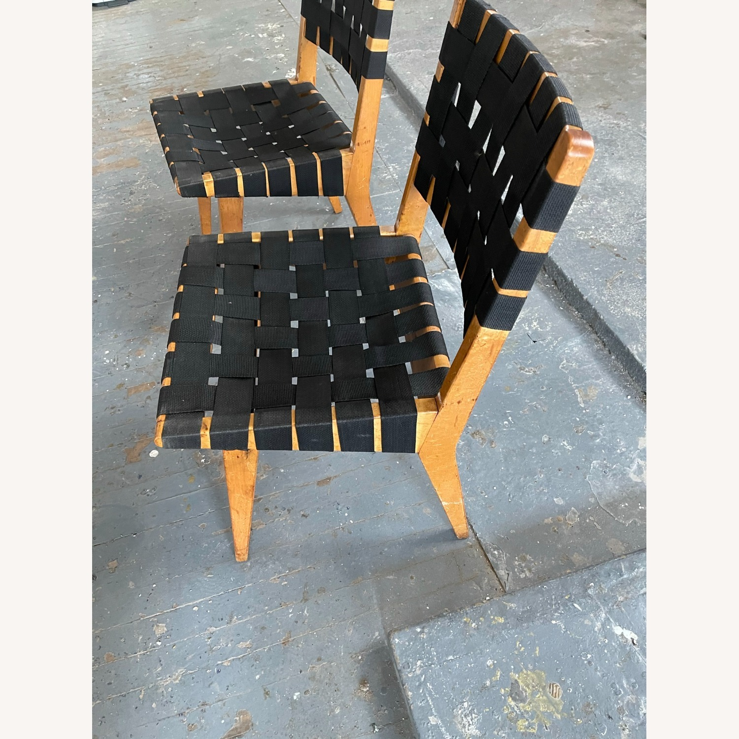 Knoll Vintage Jens Risom Chairs - image-2