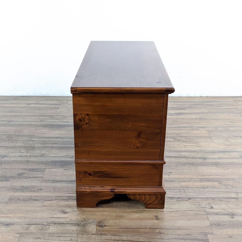 Ethan Allen Pine Cedar-Lined Hope Chest - image-1