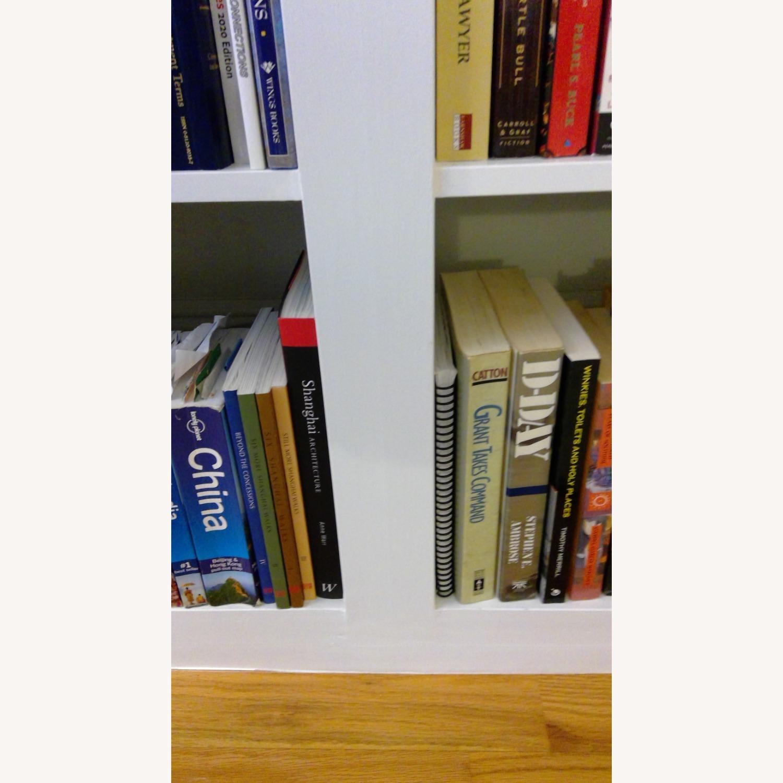 IKEA Kallax Bookshelves White - image-6