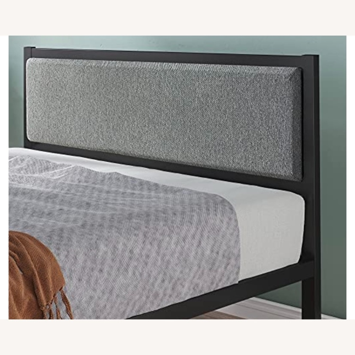 14 inches Metal Bed Frame - image-3