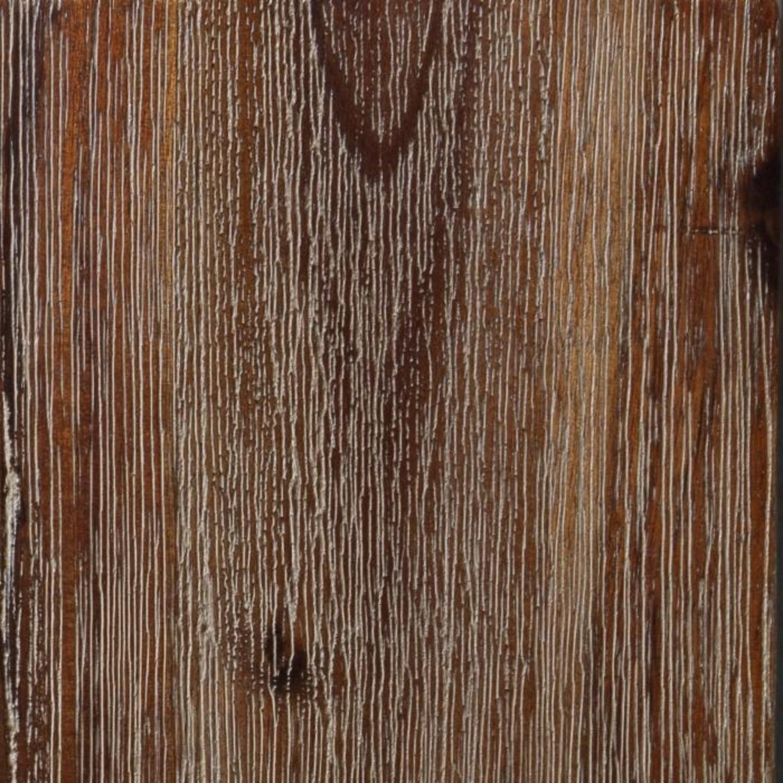 Drop Leaf Wood Kitchen Cart - image-5