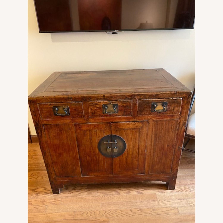 Antique Armoire - image-2