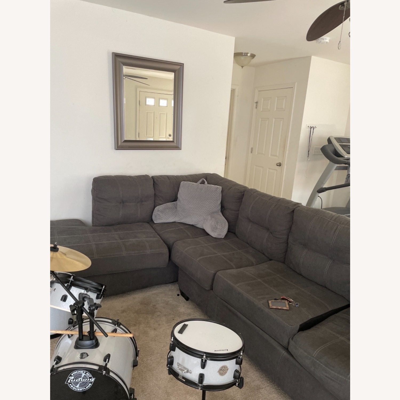 Sectional Sofa with Sleeper - image-5